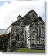 Jamaican Church Metal Print