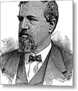 James Clair Flood (1826-1889) Metal Print