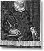 James Crichton (1560-1582) Metal Print