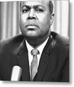 James Farmer (1920-1999) Metal Print