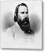 James Longstreet (1821-1904) Metal Print by Granger