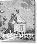 James Monroe Birthplace Metal Print