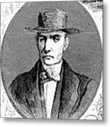 James Mott (1788-1868) Metal Print