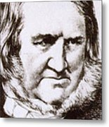 James Young Simpson, Scottish Physician Metal Print by Science Source
