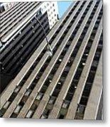 Jammer Architecture 004 Metal Print