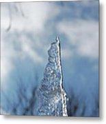 Jammer Ice Sail 001 Metal Print