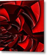 Jammer Rose 005 Metal Print
