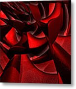 Jammer Rose 006 Metal Print