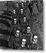 Jane Eyre Metal Print by Granger
