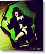Jane Joker 3 Metal Print