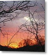 January Sunrise 5 Metal Print