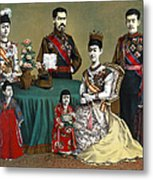 Japan: Imperial Family Metal Print