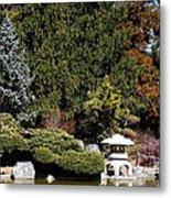 Japanese Friendship Garden . San Jose California . 7d12785 Metal Print