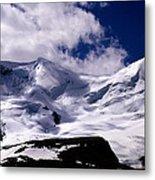 Jasper - Mt. Athabasca  Metal Print