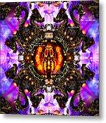 Javanese Stargate Metal Print by Chris Varthalamis