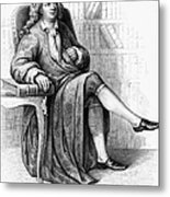 Jean Baptiste Rousseau Metal Print