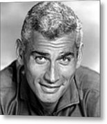 Jeff Chandler, Ca. Late 1950s Metal Print by Everett