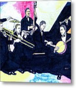 Jelly Roll And The Red Hot Peppers Metal Print