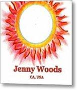 Jenny Woods Metal Print
