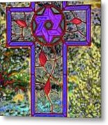 Jewish Messiah Metal Print