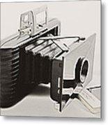 Jiffy Kodak Vp Camera Metal Print