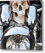 Jimmy Bones Metal Print