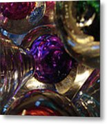 Jingle Balls Metal Print