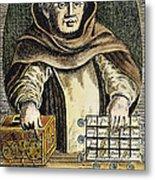Johann Tetzel (c1465-1519) Metal Print