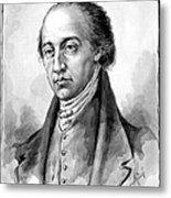John Filson (c1747-1788) Metal Print