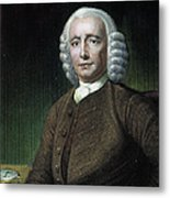 John Harrison (1693-1776) Metal Print