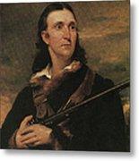 John James Audubon, French-american Metal Print