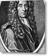 John Locke, English Philosopher, Father Metal Print by Science Source