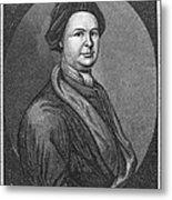 John Lovell (1710-1778) Metal Print