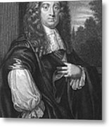 John Maitland (1616-1682) Metal Print