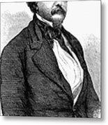 John Van Buren (1810-1866) Metal Print