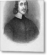John Winthrop The Younger Metal Print by Granger