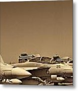 Joint Operations Squadron  Metal Print