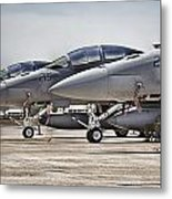 Joint Operations Squadron V3  Metal Print