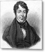 Joseph Grimaldi (1779-1837) Metal Print