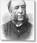 Jules Ferry (1832-1893) Metal Print