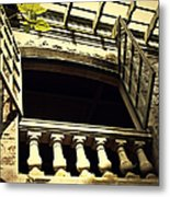 Juliet's Window Metal Print