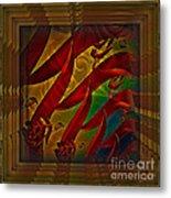 Jungle Book Metal Print