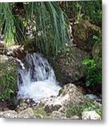 Jungle Falls II Metal Print