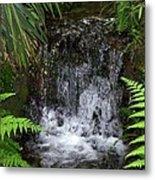 Jungle Falls IIi Metal Print