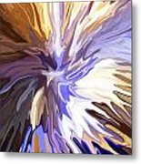 Just Abstract Iv Metal Print