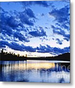 Just Before Nightfall Metal Print