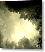 Just Look Up Metal Print by Kimberly Dawn Hendley