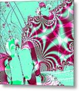 Kabuki Metal Print by Wingsdomain Art and Photography