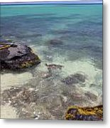 Kahena Rocks Metal Print