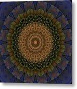 Kaleidoscope Vi Metal Print